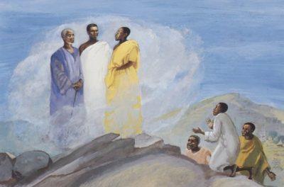 Luisteren en leven, Markus 9:2-10 – RK Johannes de Doper
